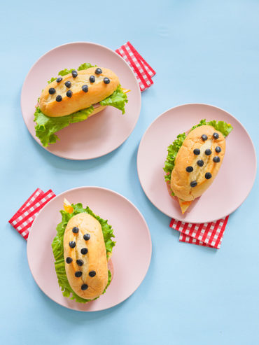 Make Lunch Fun with Ladybug Spots