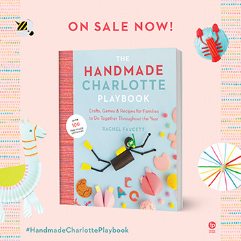 Crafts and recipes on Handmade Charlotte