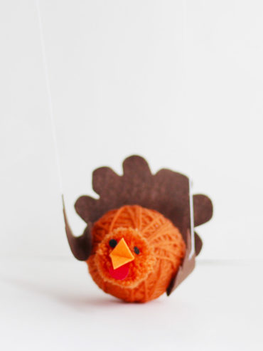 Last-Minute Thanksgiving Crafts