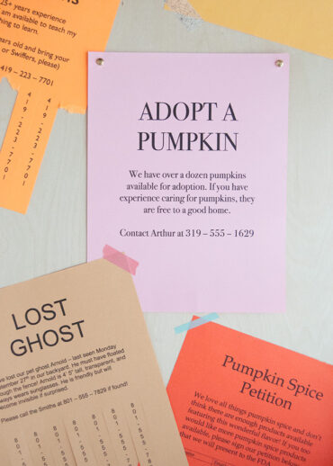 Silly Halloween Printable Posters