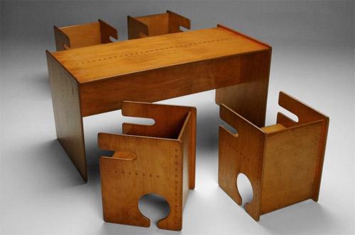Vintage Furniture For Children Handmade Charlotte
