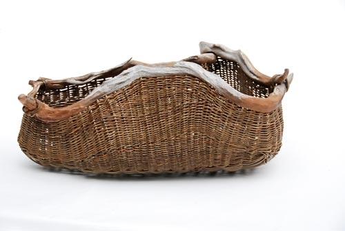 Natural Willow Baskets | Handmade Charlotte
