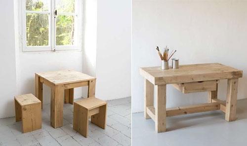 children's furniture by katrin arens