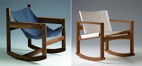 michel arnoult rocking chairs