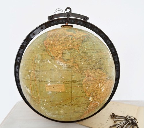 Etsy Hanging Globe