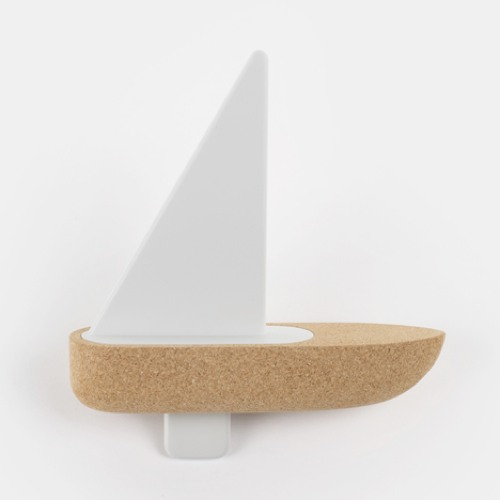 Bote Cork Toy Boat by Big-Game for Materia