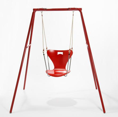 Arne Jacobsen Chair Swing by Camper