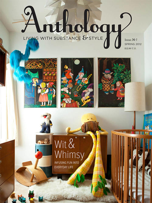 wary meyers anthology magazine