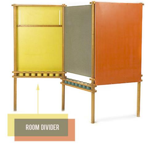 swing line room divider for children by henry glass