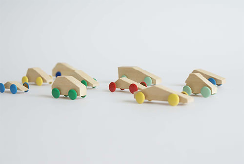 diy wooden toy car