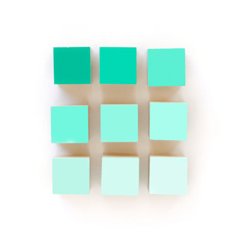 diy wood blocks