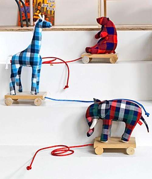 diy pull toys for kids