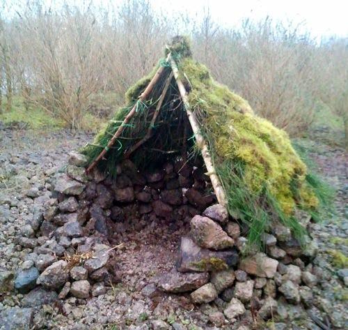 100 wild huts by kevin langan