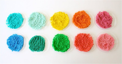 DIY Colored Rice Tutorial for Kids