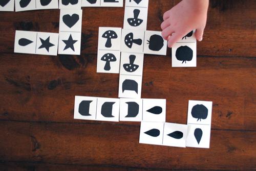 Printable Dominoes