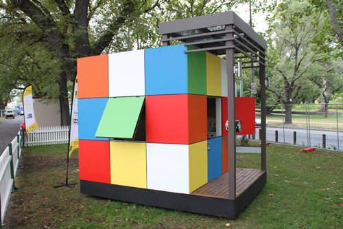 cube playhouse