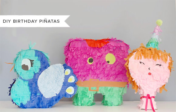 DIY Pinatas