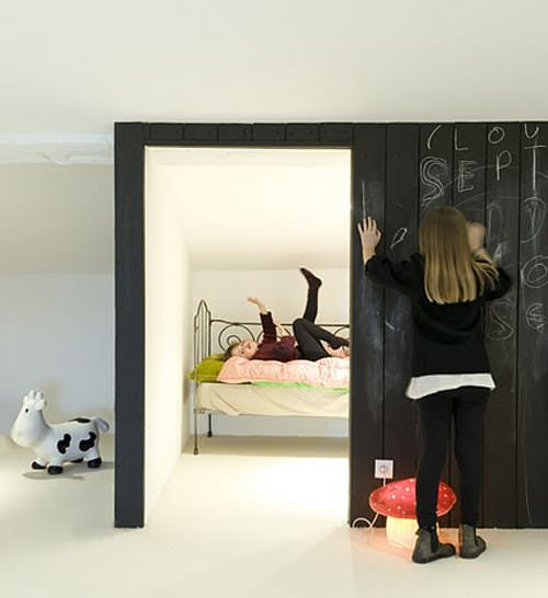 a room-within-a-room for kids