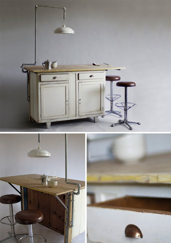 Manoteca Convivio Kitchen Island
