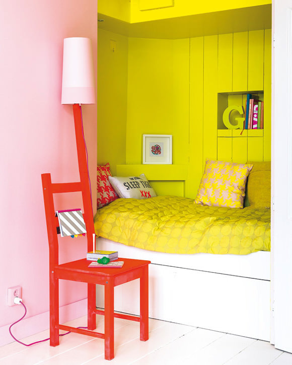 DIY Lamp Chair for A Kid's Room