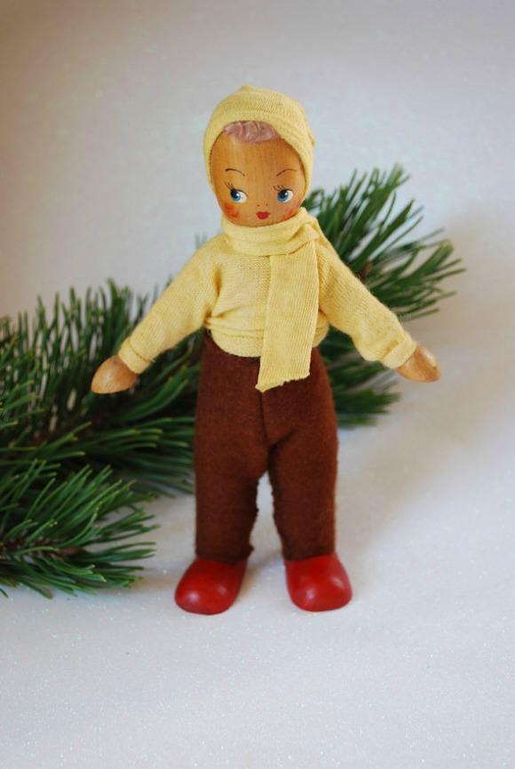 Vintage Polish Doll from Samjams3 on Etsy