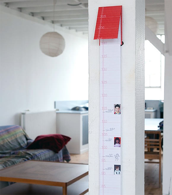french family growth chart