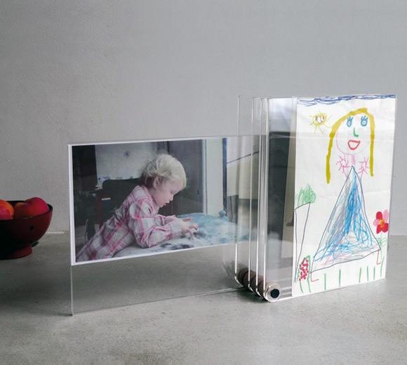 great photo holder / display