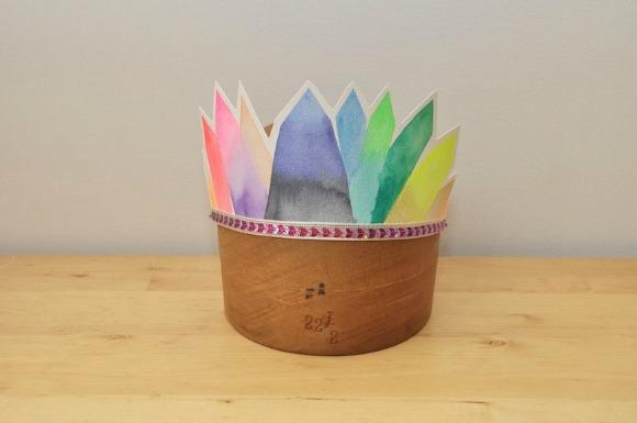 Crystal Crown for Kids