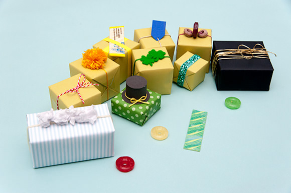 Tiny St. Patrick's Day Gifts for Leprechauns