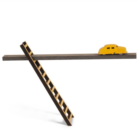 A Escada Ladder & Board Game by Ludus Ludi