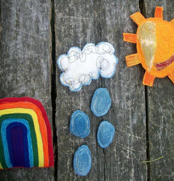 Montessori How to Make a Rainbow Set for Kids