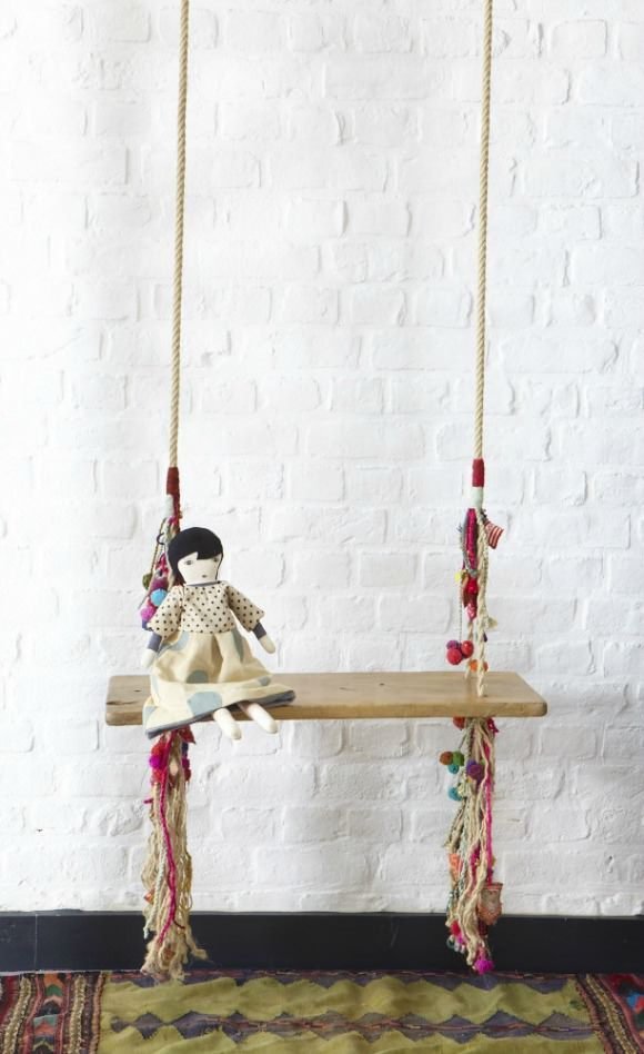Indoor Swing from Les Petits Bohèmes
