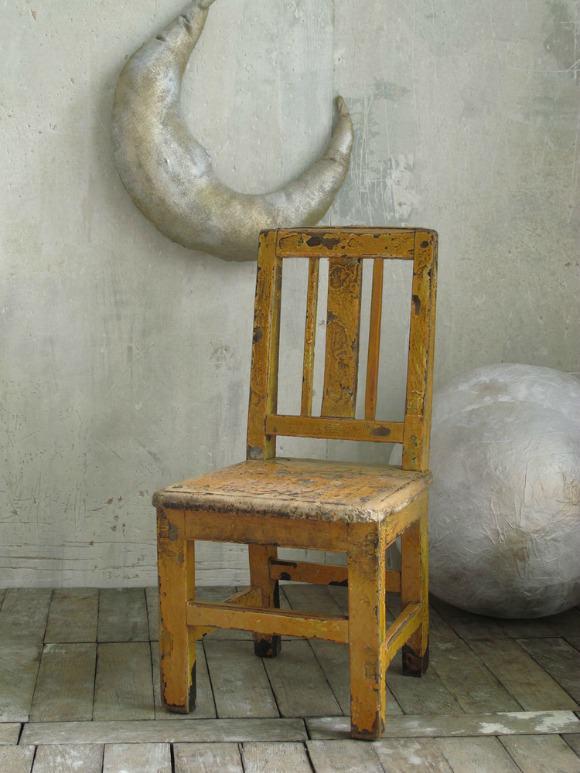 Vintage Kid's Chair from Les Petits Bohèmes