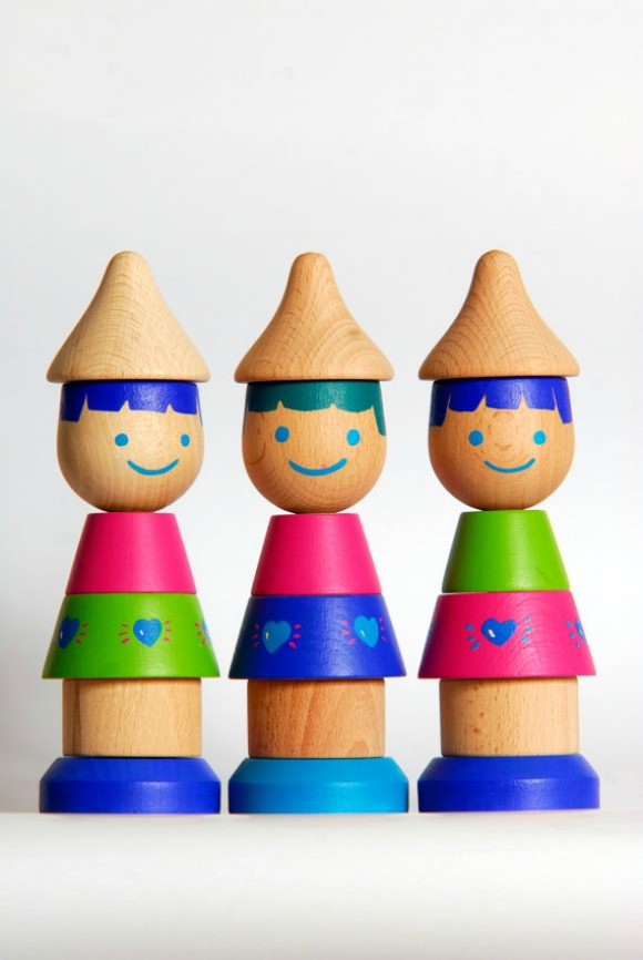 Small Stacking Dolls