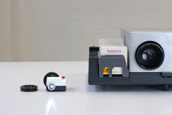 A Mini Projector For Your Instagram Photos