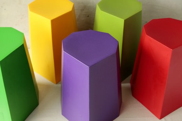 Arnold Circus Stool by More & Co