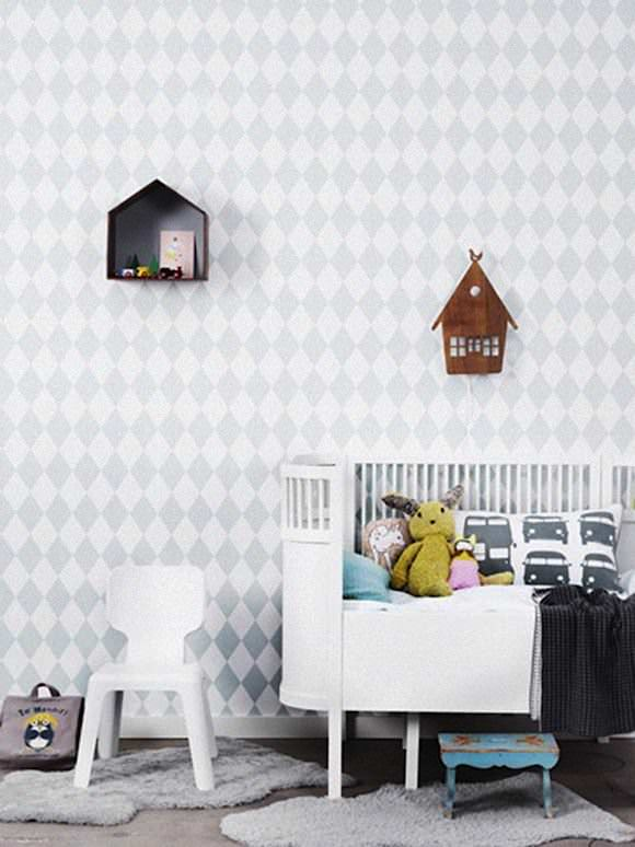 Wallpaper for Kids' Rooms by Ferm Living