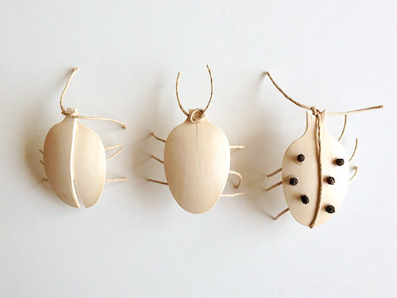 DIY Wooden Spoon Bugs Craft Project for Kids