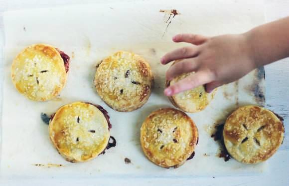Recipe: Strawberries & Cream Hand Pies