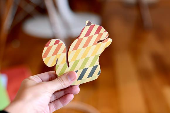 DIY Embroidery Hoop Mobile Tutorial: Step 3