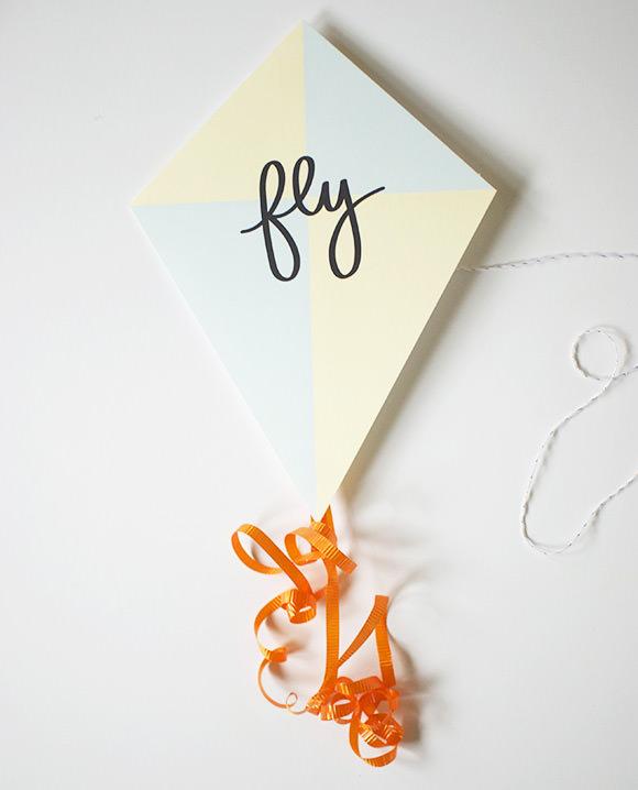Make your own kite!