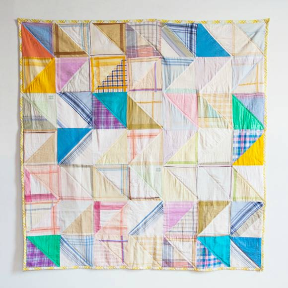 Sorbet Hankey Blanket from Made by Mosey