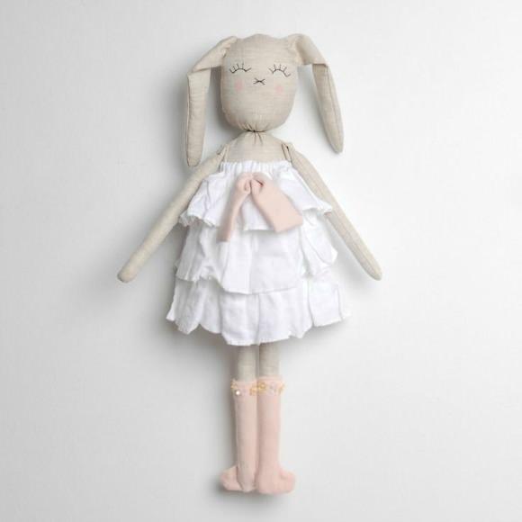 Handmade Bunny from Lieschen Mueller