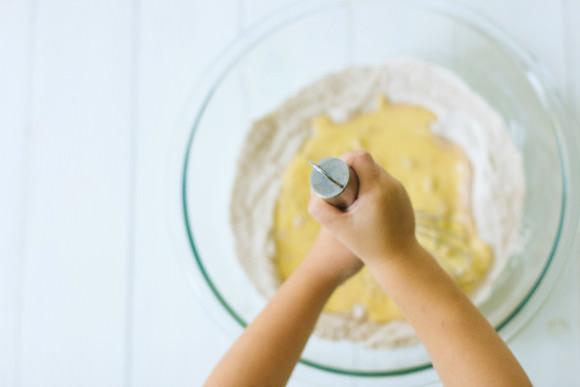Recipe: Caramel Apple Pancakes