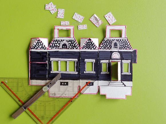 DIY Spooky House