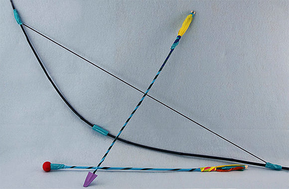 DIY Bow and Arrows // sophie's world