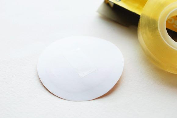 DIY Happy Apple Printable Napkin Rings for Kids
