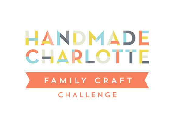 Enter the Handmade Charlotte Family Craft Challenge To Win Big!