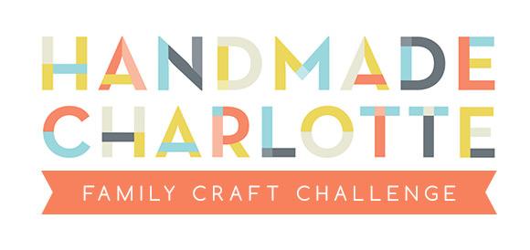 Handmade Charlotte Family Craft Challenge