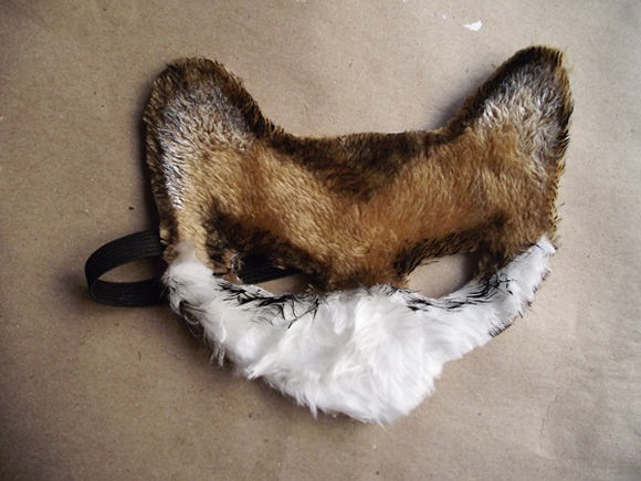DIY Fantastic Mr. Fox Costume